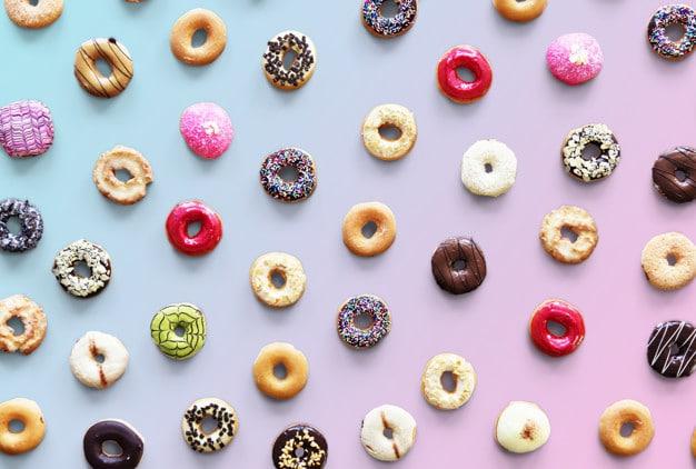 Donut Flavor Variety
