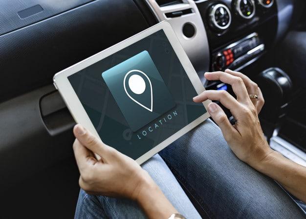 Car Interior Plus Tablet