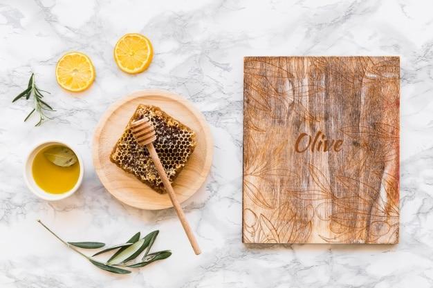 Wood Plus Olive Oil
