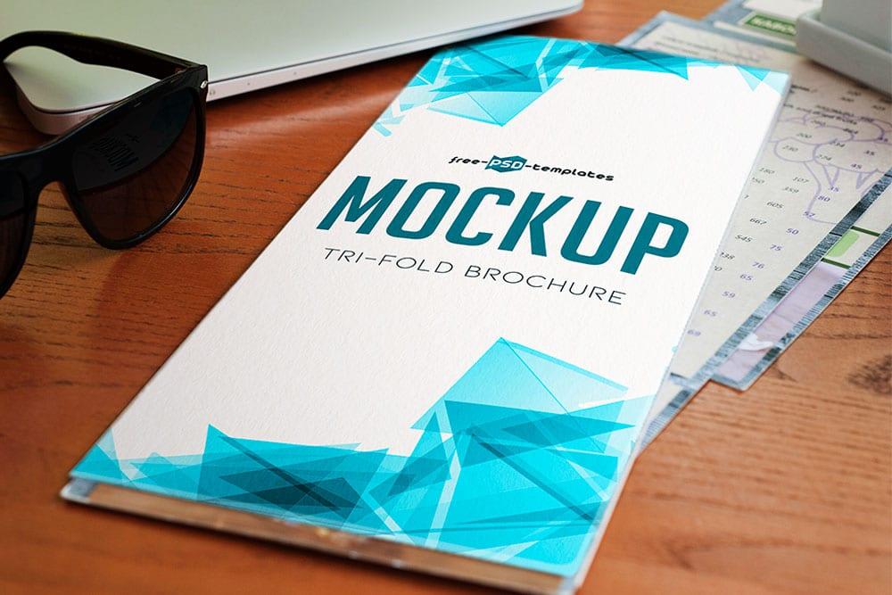 brochure design mockups