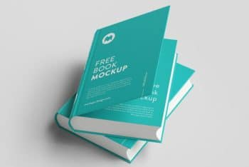23 Useful Book Mockups For Graphic Designers 2018