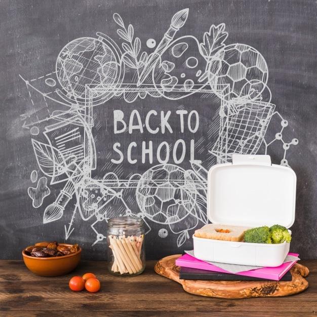 School Lunch Plus Blackboard