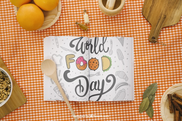 World Food Day Cooking Book