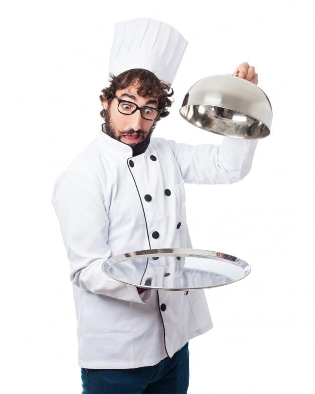 Chef Plus Empty Tray