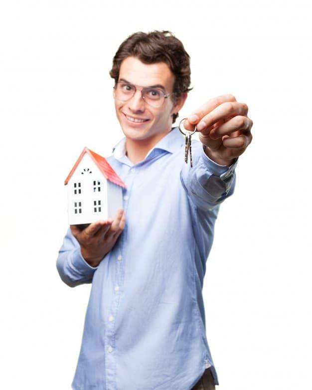 Homeowner Plus Keys Closeup