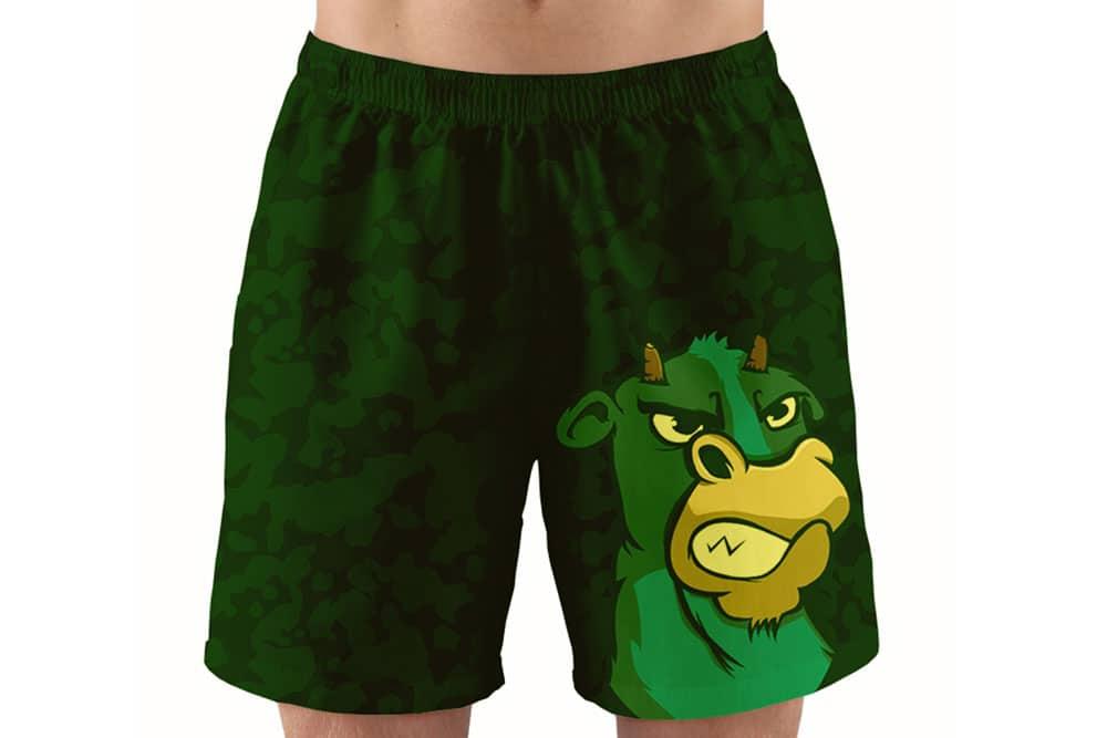free boxer shorts mockup