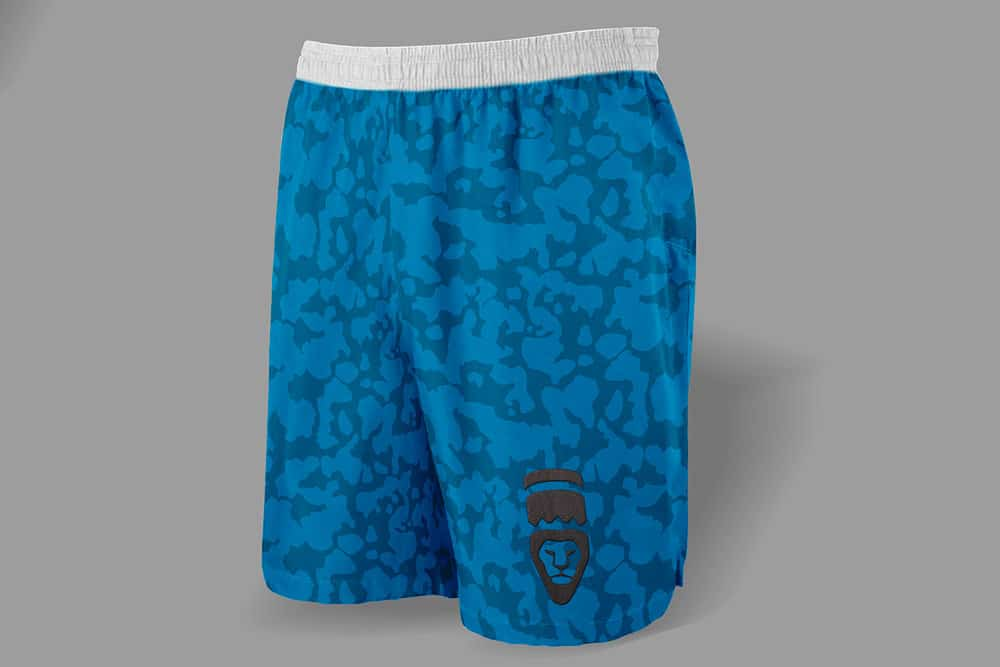 free shorts mockup