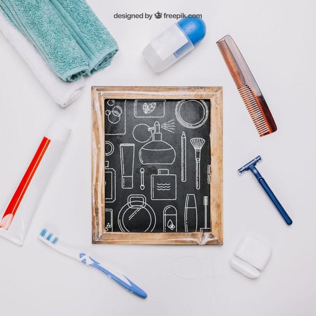 Hygiene Materials Plus Slate