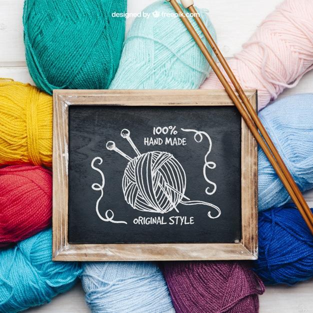 Knitting Activity Plus Slate