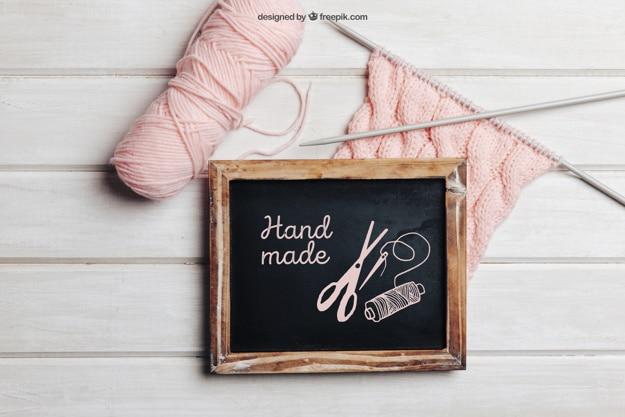 Hand Knitting Plus Slate