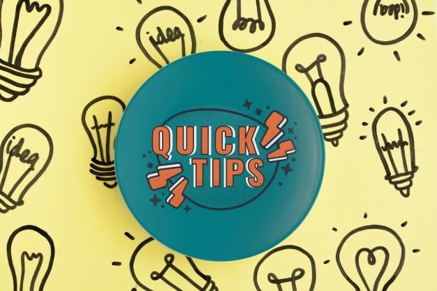 Quick Tips Plus Light Bulbs