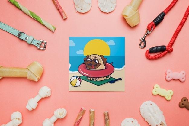 Cute Dog Notepad