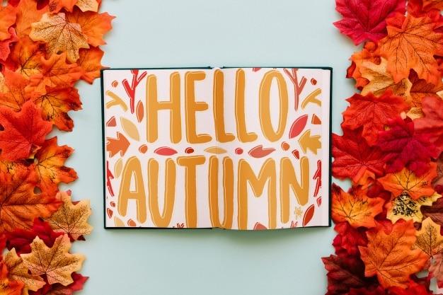 Welcome Autumn Book