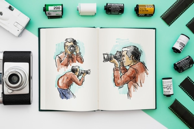Open Photography Book