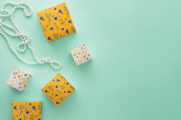 Simple Jewelry Packaging