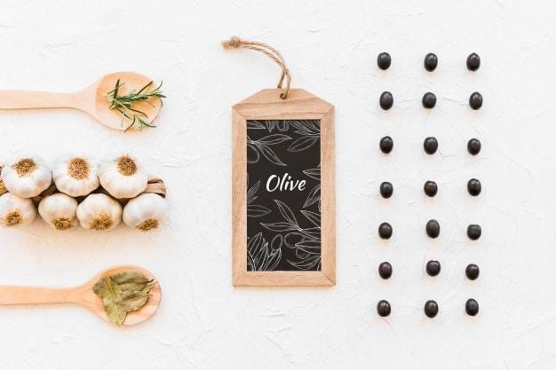 Black Olive Plus Slate