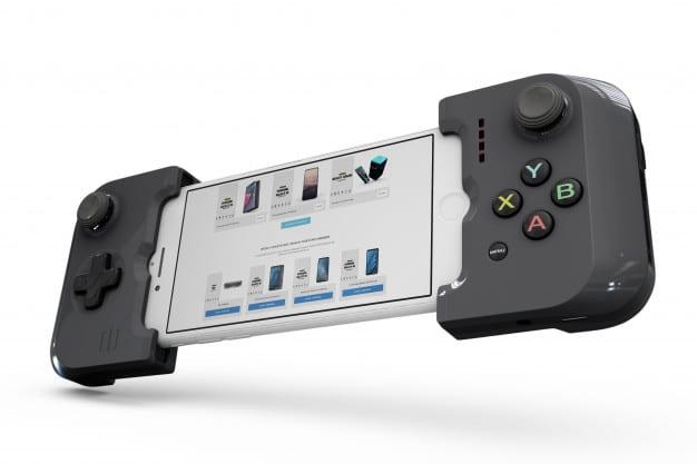 Smartphone Gaming Controller
