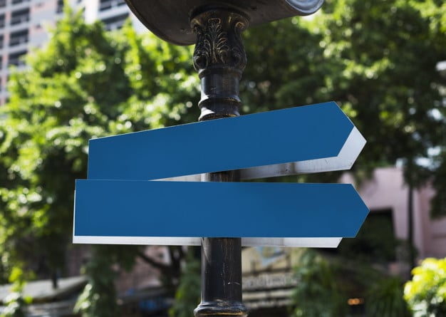 City Street Signs