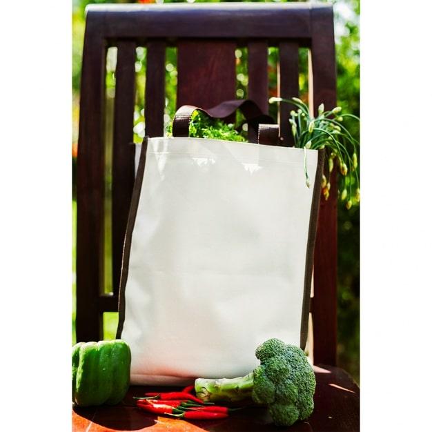 Tote Bag Plus Vegetables