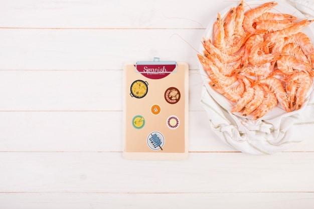 Traditional Shrimp Meal