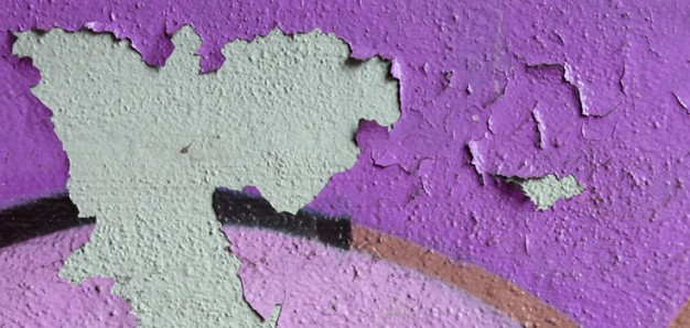 Old Crumbling Paint