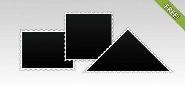 Various Post Stamp