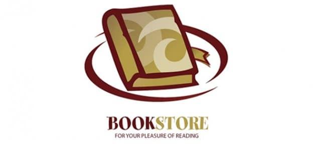 Bookstore Logo Design
