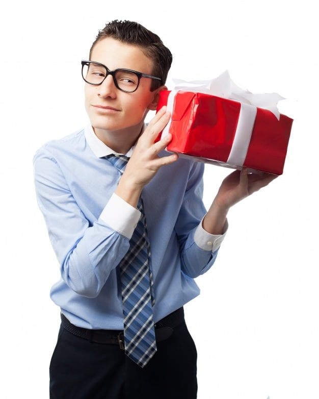 Corporate Boy Plus Christmas Gift