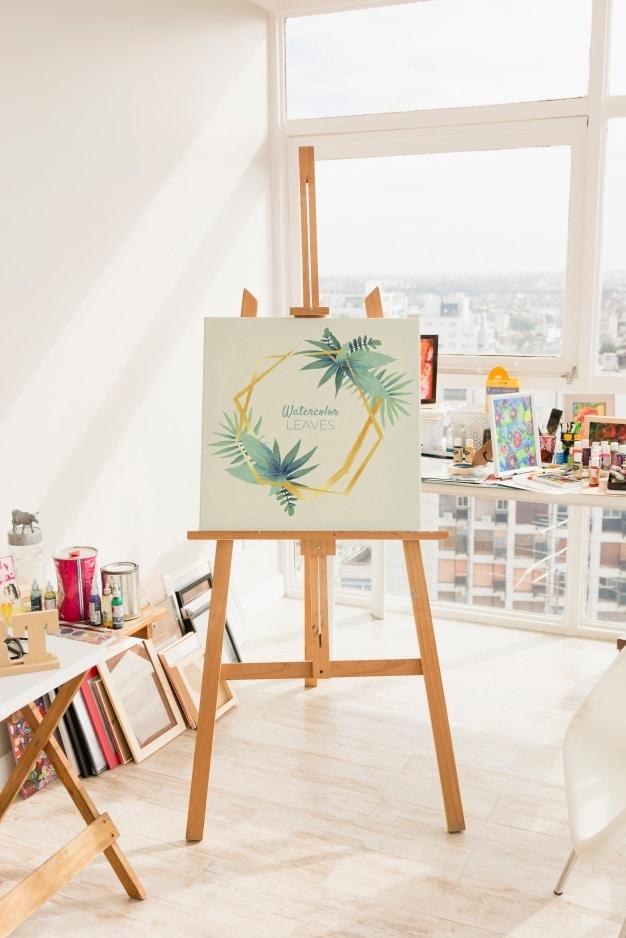 Art Canvas Scene Plus Studio