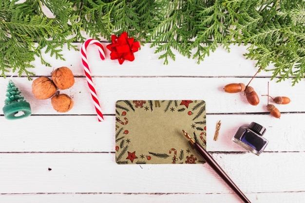 Simple Cute Christmas Card