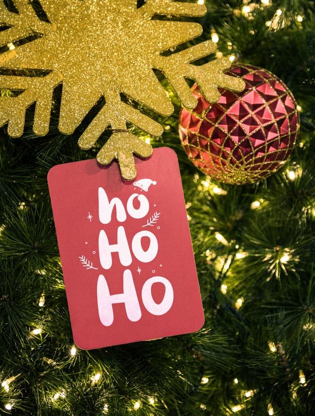 Festive Christmas Decoration