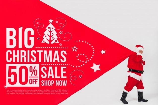 Big Christmas Sale
