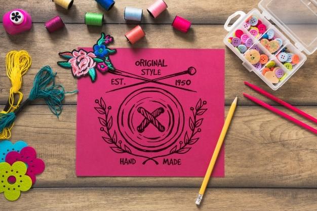 Creative DIY Craft Materials