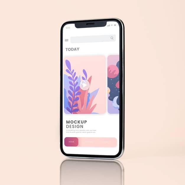 Fullscreen Smartphone