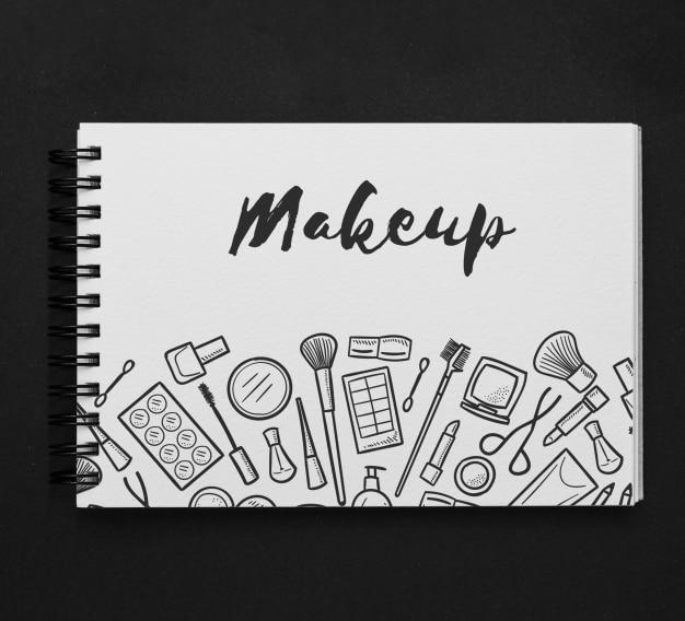 Makeup Concept Drawing
