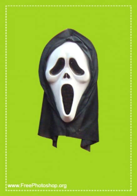 Scream Horror Mask