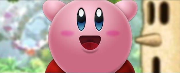 Cute Kirby Design
