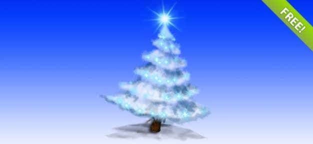 Layered Christmas Tree