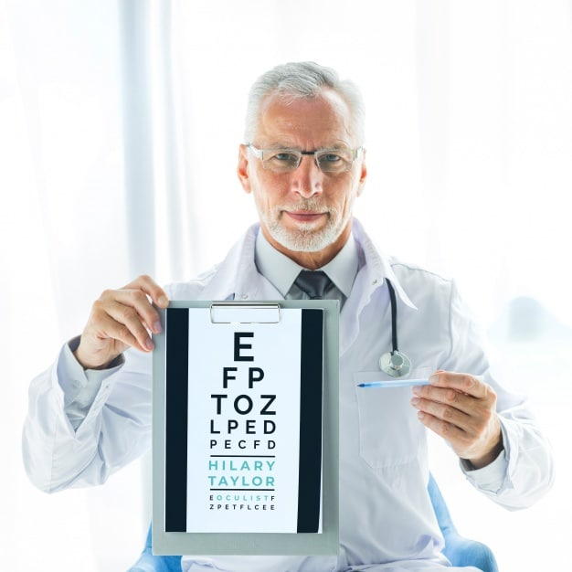 Optometrist Plus Eyesight Exam