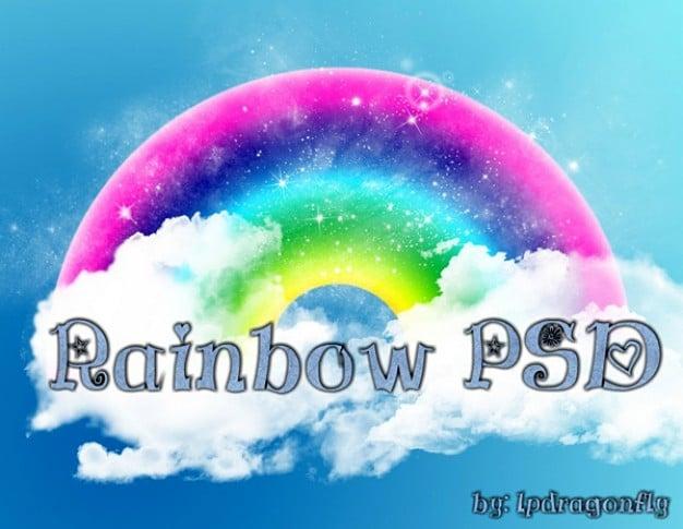 Cute Rainbow Design