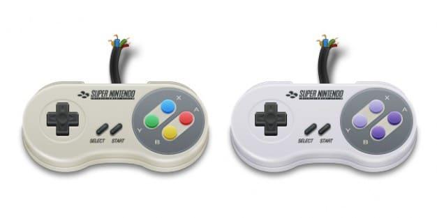 SNES Gamepad Controller