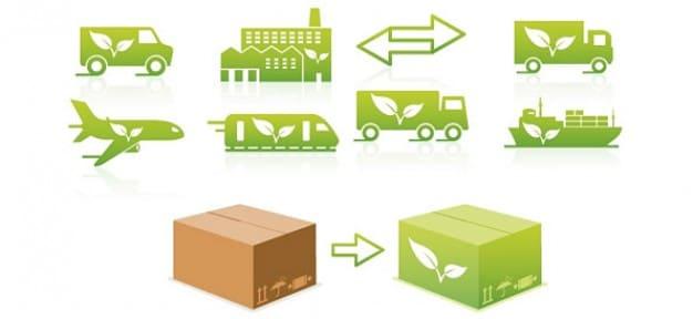 Eco Transportation Logo