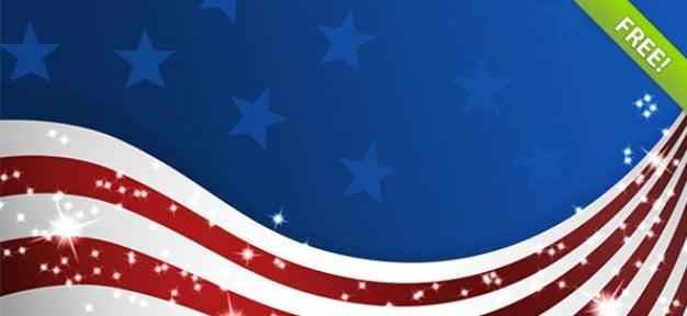 Star Spangled USA Banner