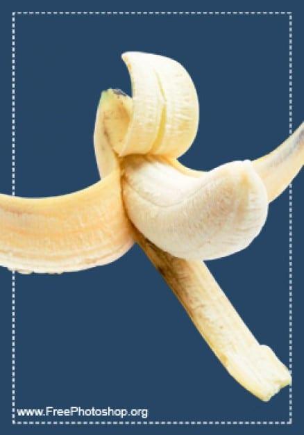 Yellow Banana Scene