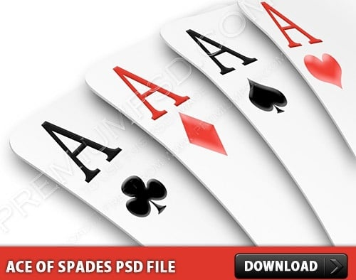 Assorted Card Aces