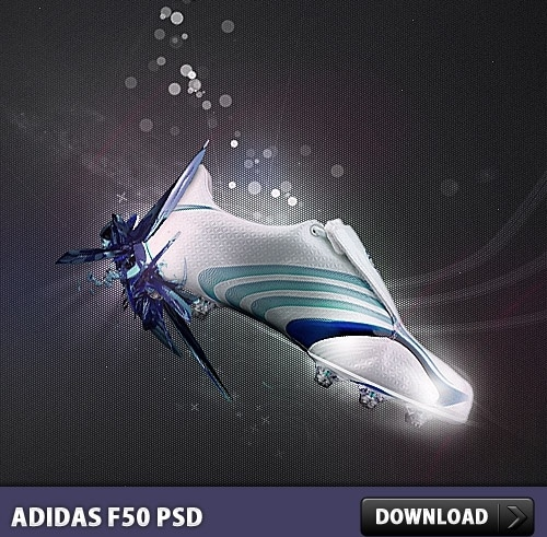 Cool Adidas F50 Track Shoes