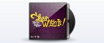 Free Record Album Cover Design Mockup in PSD