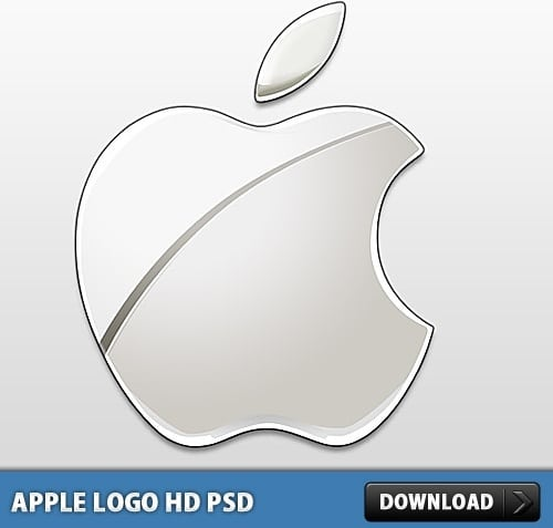 Shiny Apple Logo