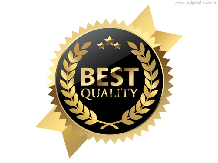 free best quality seal design mockup in psd