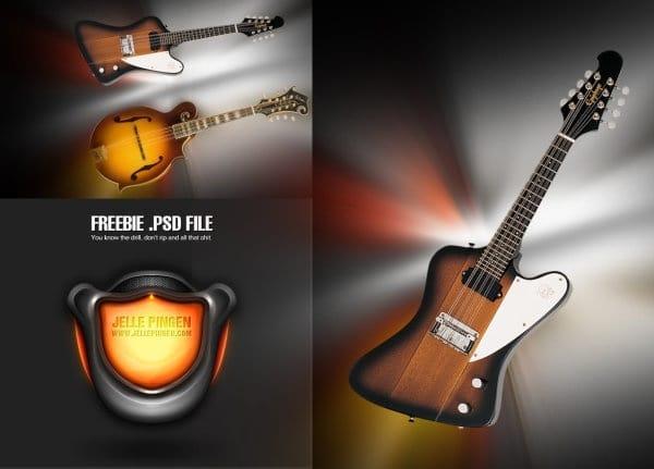 Cool Electric Guitar